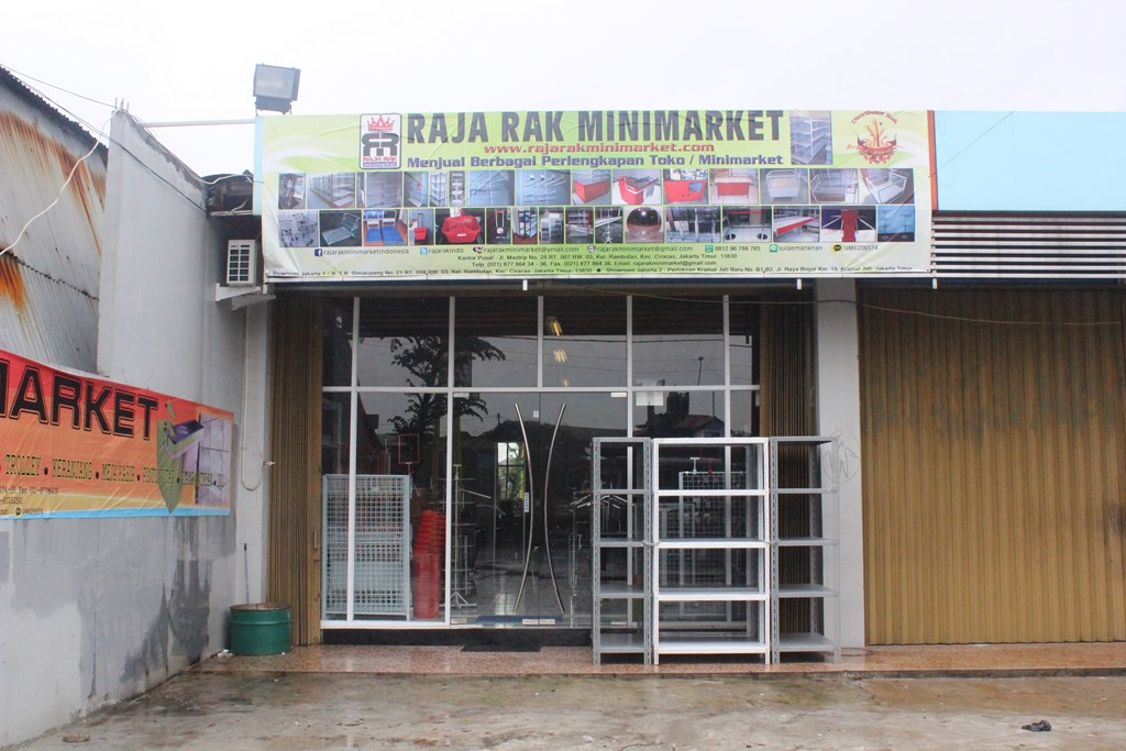 Showroom Raja Rak