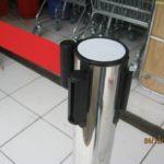 JUAL TIANG ANTRIAN | BANK  | KASIR | HARGA | MURAH | BLUDRU | STAINLESS | KRISBOW | DI SURABAYA | BANDUNG | JAKARTA | http://www.rajarakminimarket.com