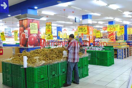 Supermarket Ramayana Mal