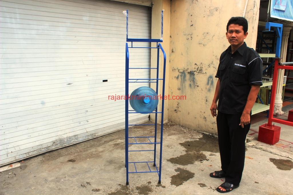JUAL RAK GALON AIR MINERAL AQUA | JAKARTA