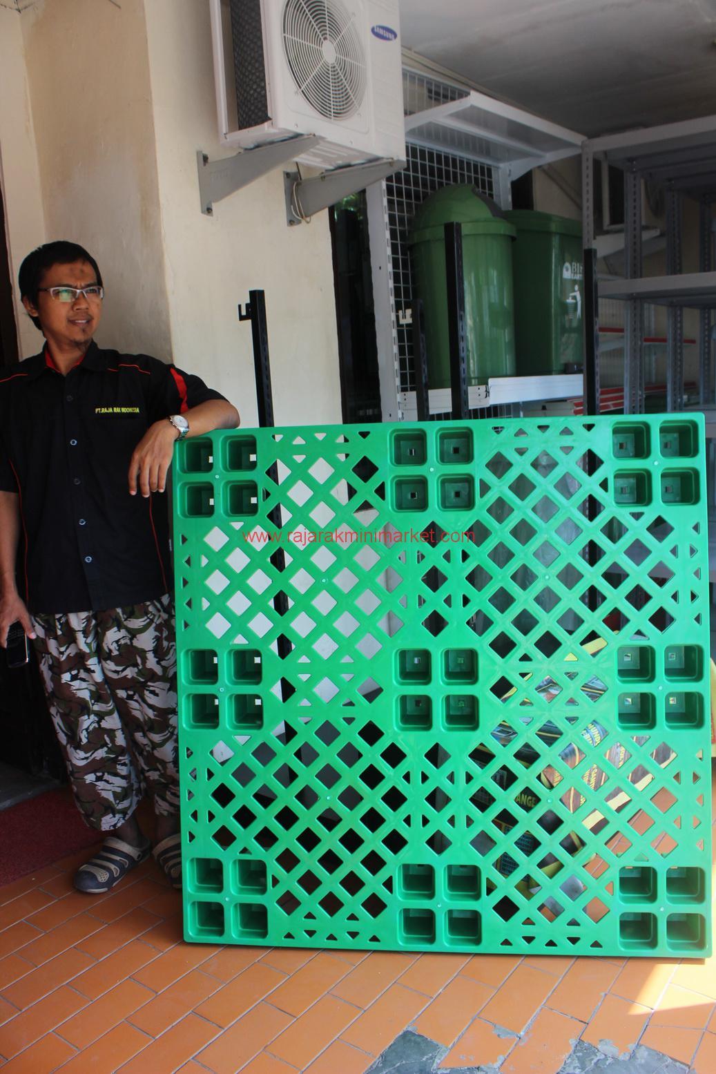 JUAL PALLET PLASTIK | RAK GUDANG | JAKARTA | www.rajarakminimarket.com