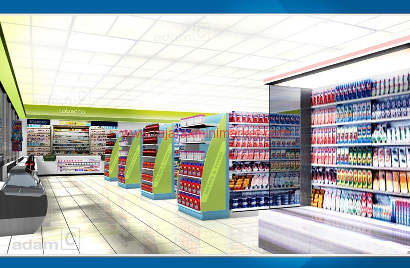 contoh desain toko ukuran menengah 03