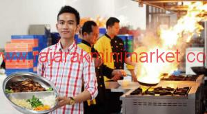 Anak Presiden RI Jokowi aja mengandalkan pinjaman ke bank untuk mengembangkan usaha kateringnya, masak Anda enggak?