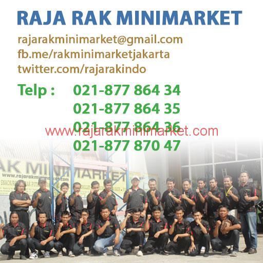 Rak Minimarket Banda Aceh