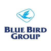 Logo Pelanggan Rajarakminimarket : Blue Bird