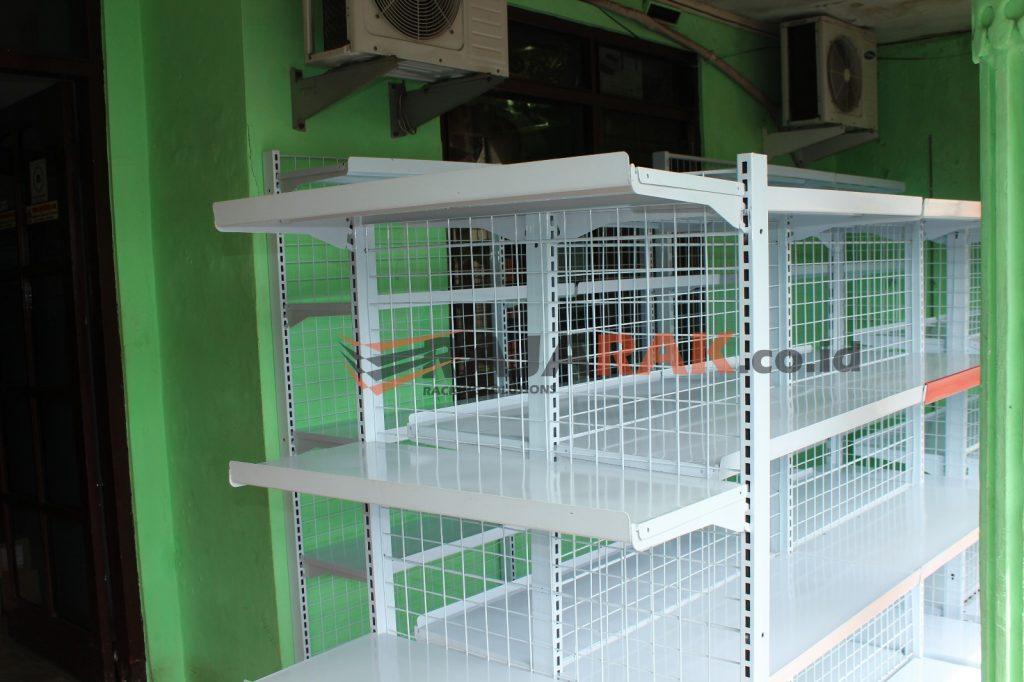 Jual Rak Gondola Minimarket Murah Jakarta Tipe RR12 | Raja Rak