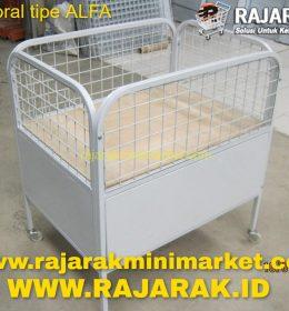 JUAL RAK OBRAL SALE RACK HARGA MURAH JAKARTA BOGOR BEKASI TANGERANG DEPOK