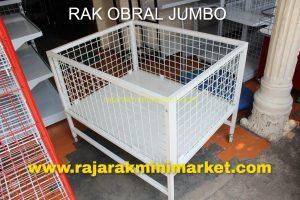 RAK OBRAL JUMBO HYPERMARKET TIPE RO-04 | RAK TOKO MINIMARKET