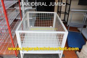 JUAL RAK OBRAL JUMBO GIANT HYPERMARKET