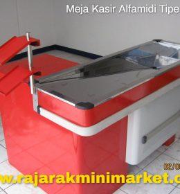 MEJA KASIR ALFAMIDI UNTUK TOKO / MINIMARKET TIPE MK-01