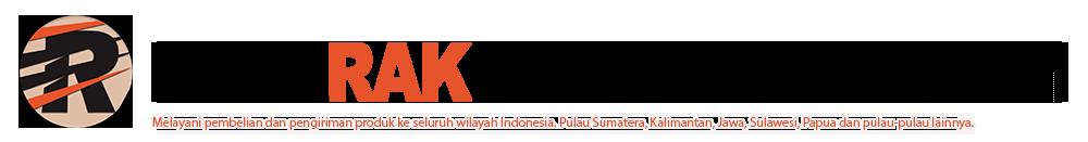 Pusat Rak No. 1 di Indonesia