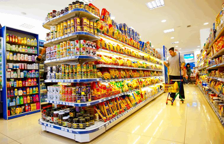 Retail Swalayan Minimarket