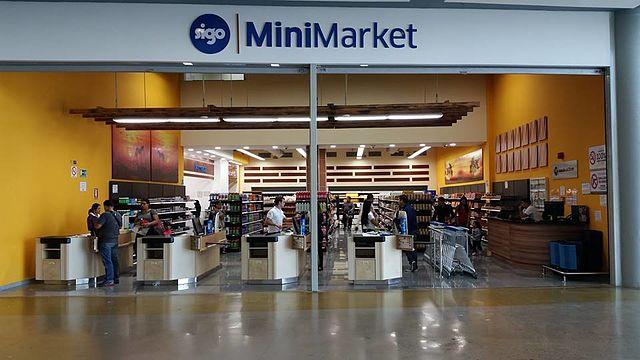 Mendirikan Minimarket