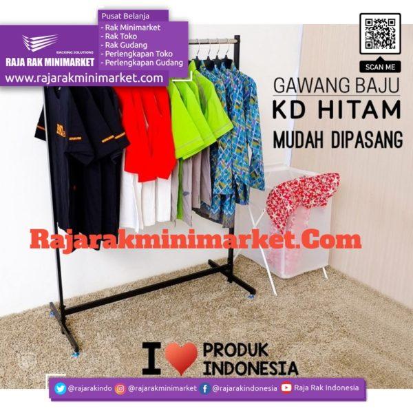 RAK GAWANG BAJU TIPE KD | Rak Display Toko Baju Pakaian Busana rajarakminimarket raja rak indonesia raja rak gudang