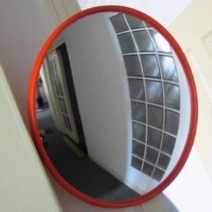 convex mirror indoor / kaca pengaman toko