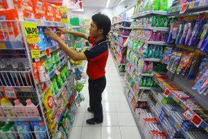 Strategi Menata Barang Di Rak Minimarket