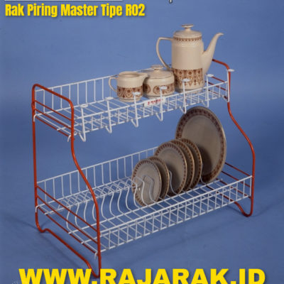 Rak Piring Master Tipe R02