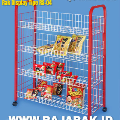 Rak Display Master Tipe RS 04