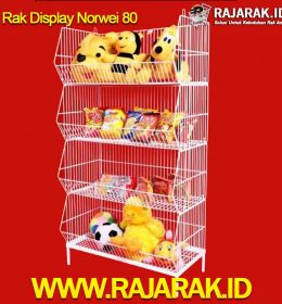 Rak Display Norwei 80