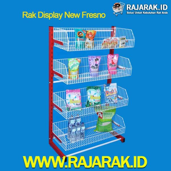Rak Display New Fresno