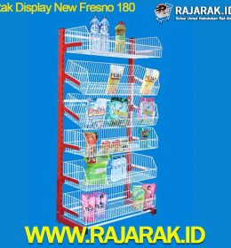 Rak Display New Fresno 180
