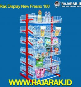Rak Display New Fresno 180 Double