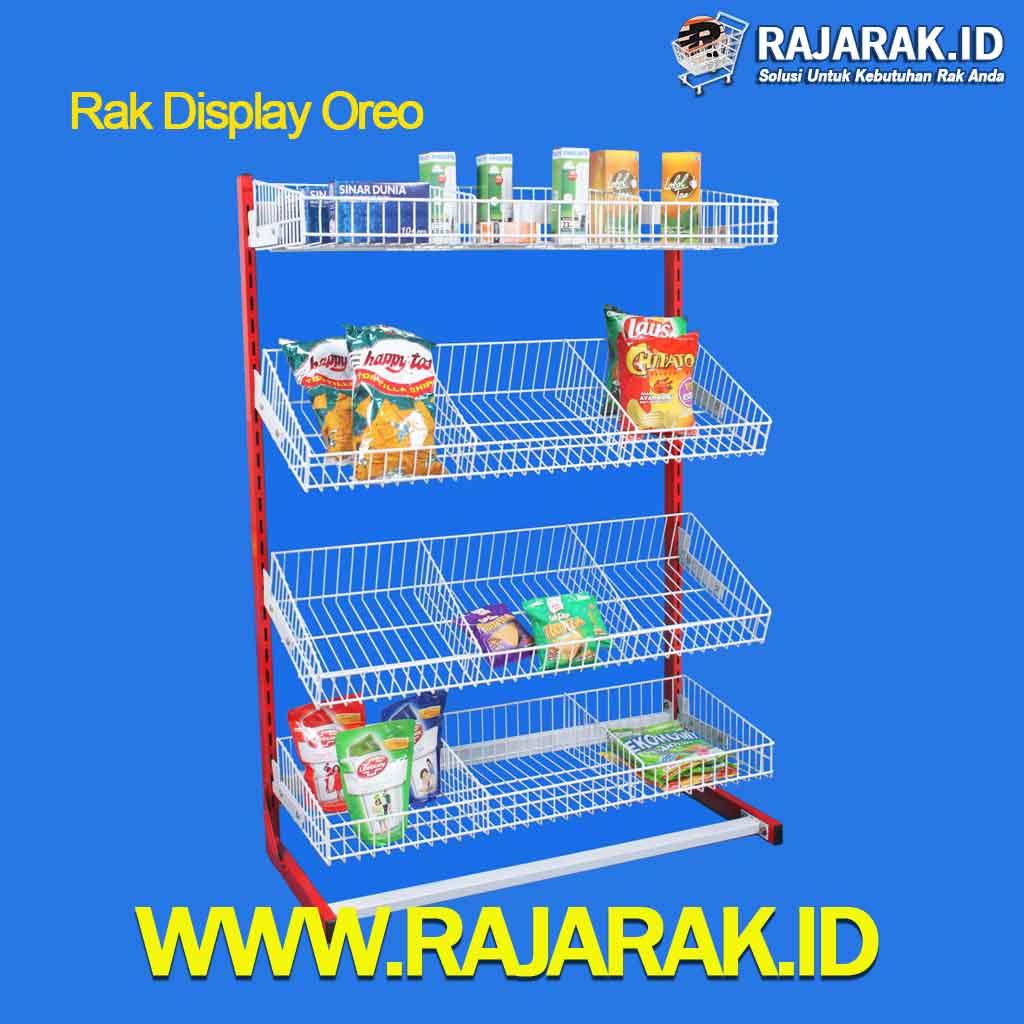 Rak Display Oreo