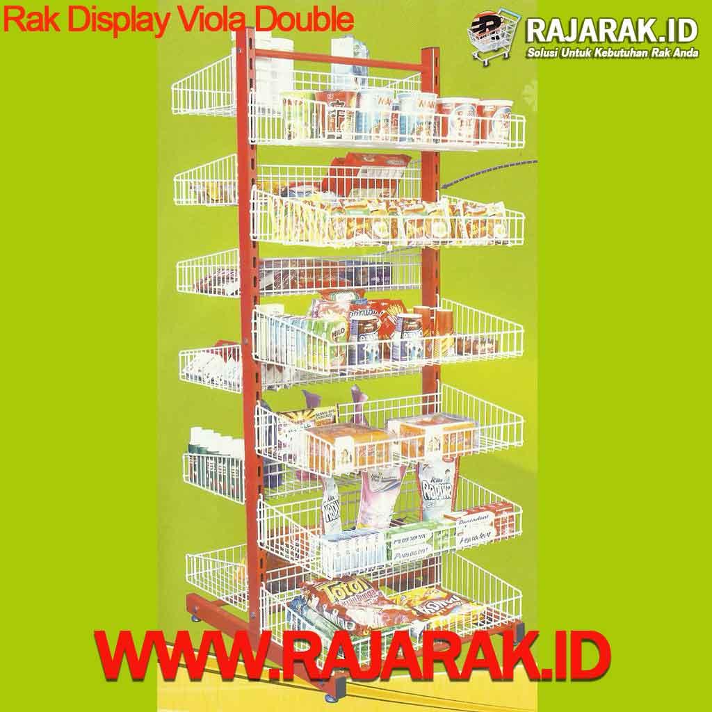 Rak Display Viola Double
