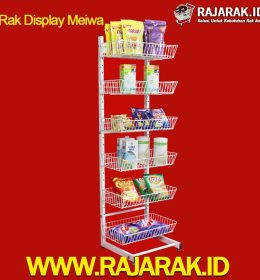 Rak Display Meiwa