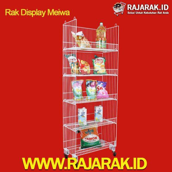 Rak Display Norwei Kubik