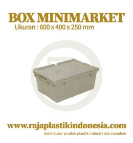 BOX MINIMARKET TYPE RPI6000