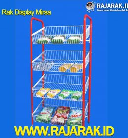 Rak Display Mirsa