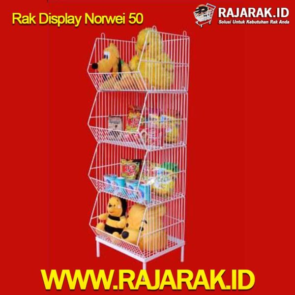 Rak Display Norwei 50