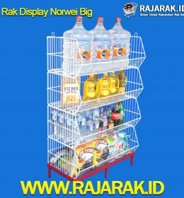 Rak Display Norwei Big