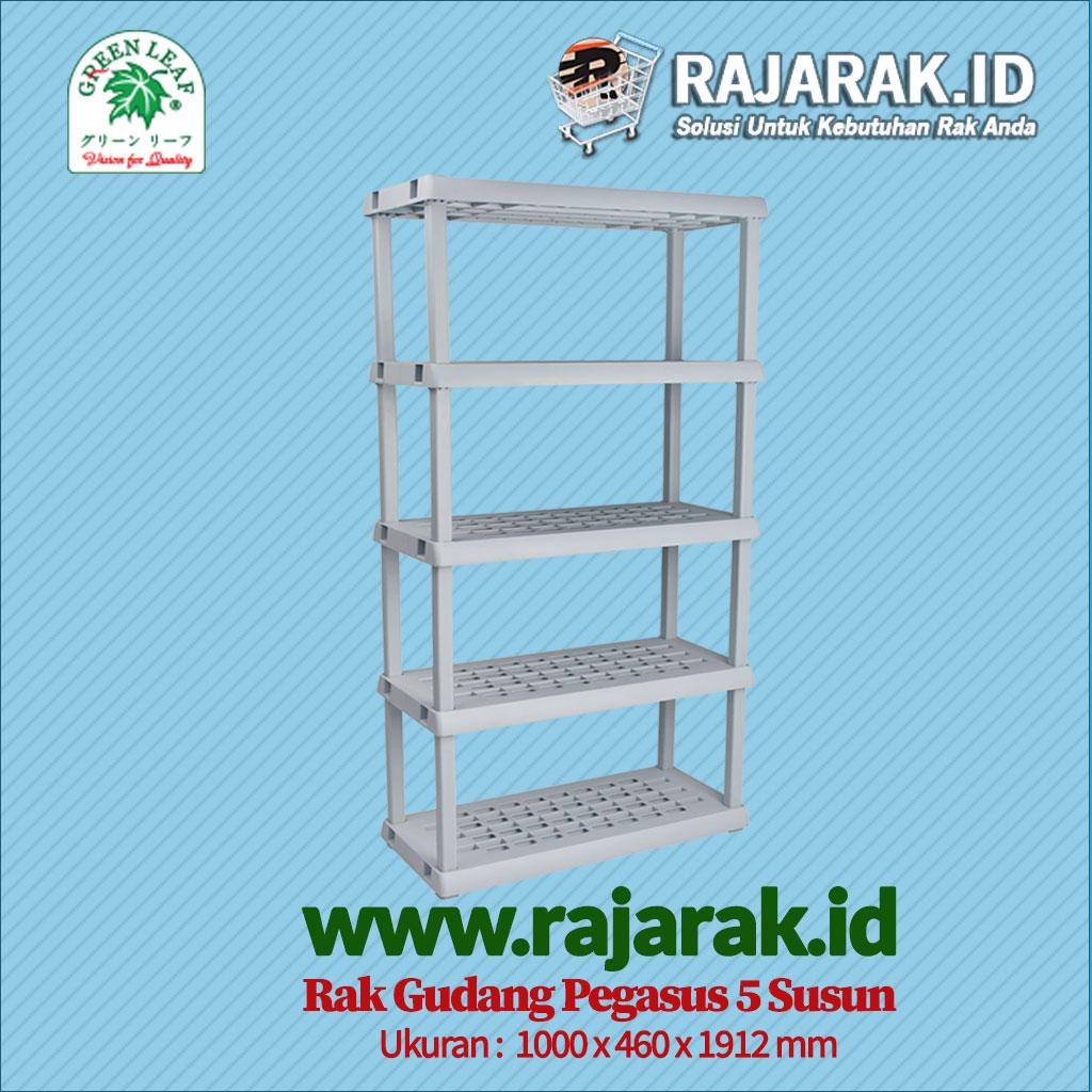 RAK GUDANG PLASTIK TIPE PEGASUS 1373 S5