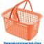 Keranjang Belanja Plastik Jinjing Nagata NGT-208