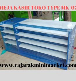 Meja Kasir Shelving Toko Type MK07