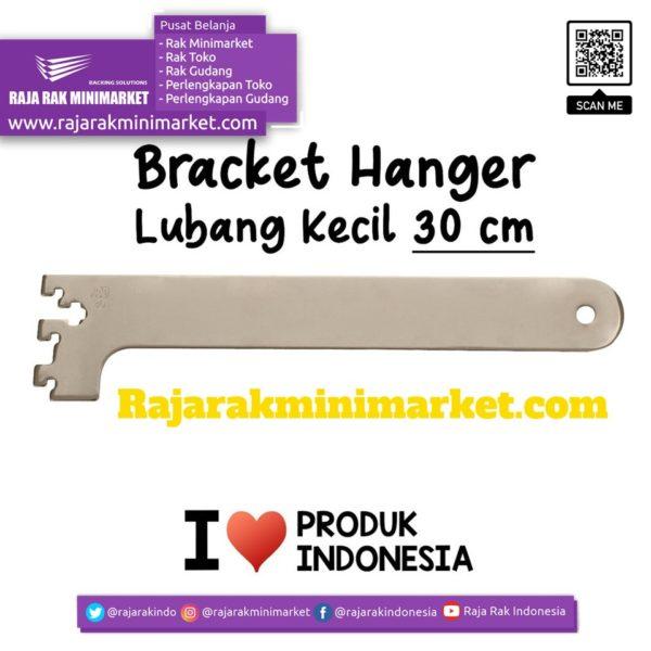 BRACKET HANGER LUBANG KECIL 30 CM