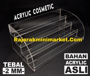 DISPLAY ACRYLIC - AKRILIK KOSMETIK