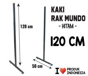KAKI RAK MUNDO 120 (ORANGE & HITAM) JAKARTA BEKASI