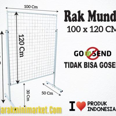 RAK MUNDO 100X120 CM