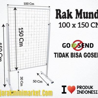 RAK MUNDO 100X150 CM