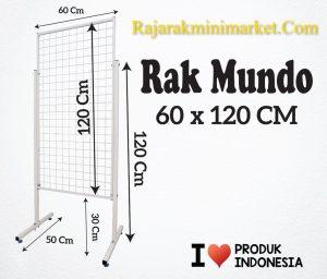 RAK MUNDO 60X120 CM