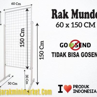 RAK MUNDO 60X150 CM