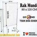 RAK MUNDO 80X120 CM