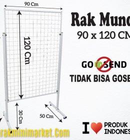 RAK MUNDO 90X120 CM