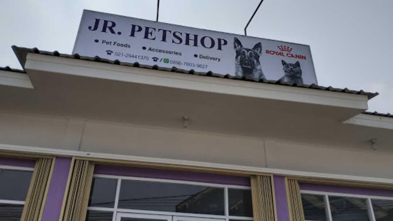 Toko JR Petshop