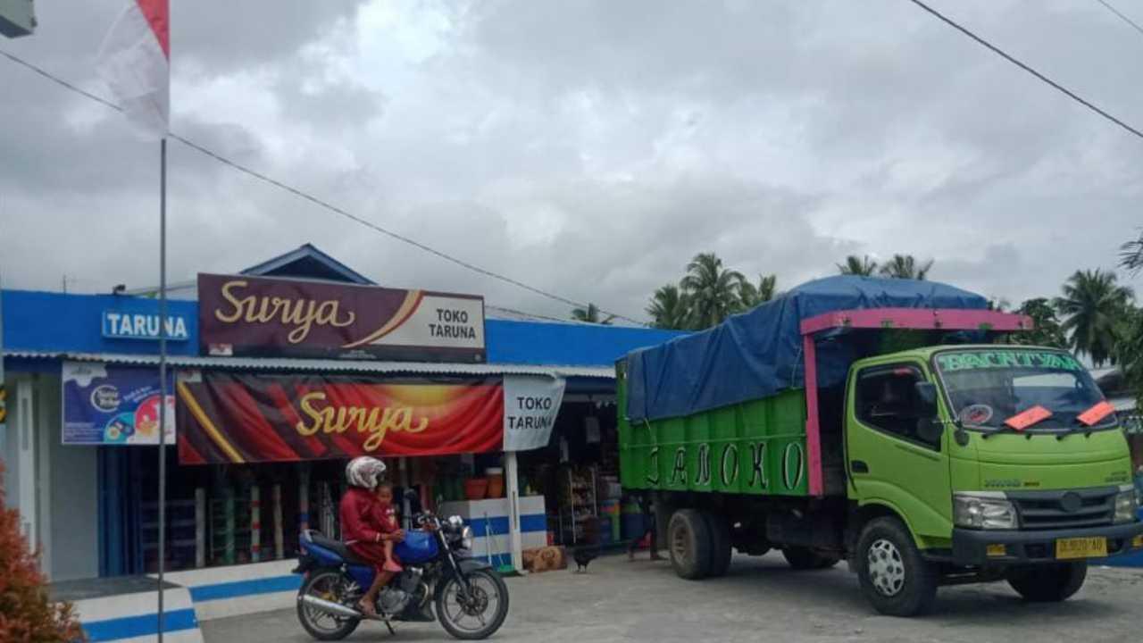 Toko Taruna di Ambon