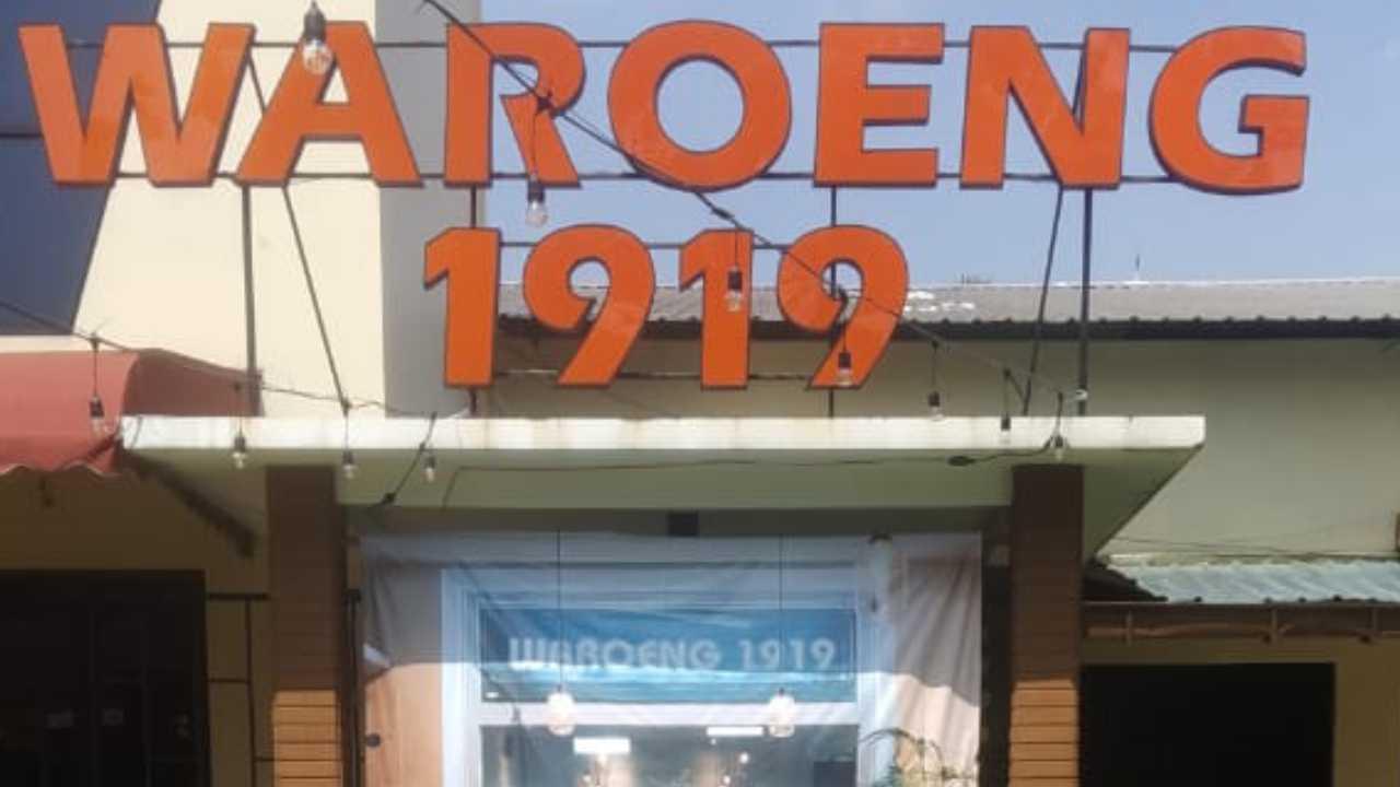 Waroeng 1919