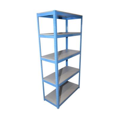 Krisbow Rak 5 Tingkat 90x42x180 Cm - Biru